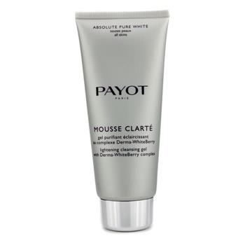 Payot Absolute Pure White Mousse Clarte Lightening Cleansing Gel 200ml/6.7oz Skincare