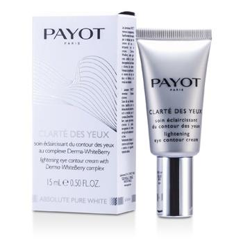 Payot Absolute Pure White Clarte Des Yeux Lightening Eye Contour Cream 15ml/0.5oz Skincare