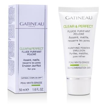 Gatineau Clear & Perfect Purifying Powder Emulsion (For Oily/Combination Skin) 50ml/1.6oz Skincare