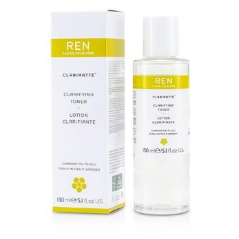 Ren Clarifying Toning Lotion For Combination to Oily Skin 150ml/5.1oz Skincare