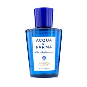 Acqua Di Parma Blu Mediterraneo Arancia Di Capri Relaxing Shower Gel (New Packaging) 200ml/6.7oz Ladies Fragrance