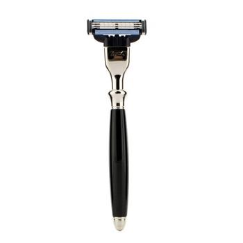 The Art Of Shaving Classic Mach 3 Razor – Black 1pc Men's Skincare