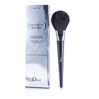 Christian Dior Backstage Brushes Professional Finish Powder Foundation Brush (Light Coverage) – Make Up
