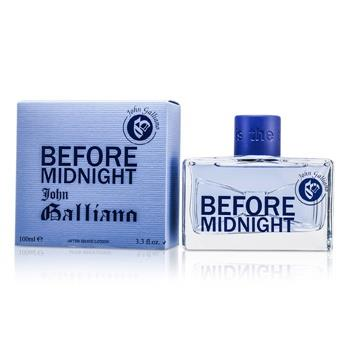 John Galliano Before Midnight After Shave Lotion 100ml/3.3oz Men's Fragrance