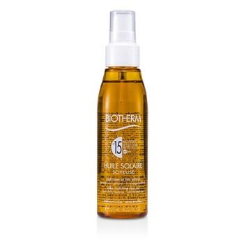 Biotherm Huile Solaire Soyeuse SPF 15 UVA/UVB Protection Sun Oil 125ml/4.22oz Skincare
