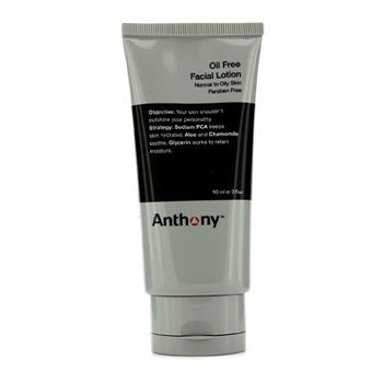 Anthony Logistics For Men Oil Free Facial Lotion (Normal To Oily Skin) 90ml/3oz Men's Skincare