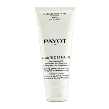 Payot Absolute Pure White Clarte Des Mains Lightening Protective Hand Cream (Salon Size) 200ml/6.7oz Skincare