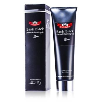Dr. Ci:Labo Basic Black Charcoal Cleansing Gel (Make Up Remover) 125g/4.41oz Skincare