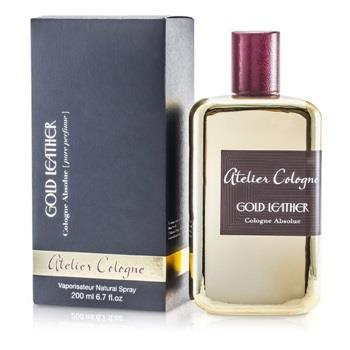 Atelier Cologne Gold Leather Cologne Absolue Spray 200ml/6.7oz Men's Fragrance