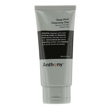 Anthony Logistics For Men Deep Pore Cleansing Clay (Normal To Oily Skin) 90g/3oz Men's Skincare