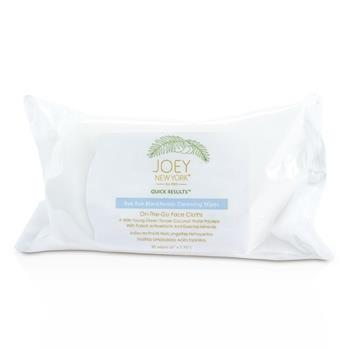 Joey New York Quick Results Bye Bye Blackheads Cleansing Wipes 30wipes Skincare