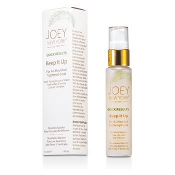 Joey New York Quick Results Keep It Up 47.3ml/1.6oz Skincare