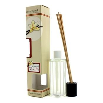 Exceptional Parfums Fragrant Reed Diffuser - Sensual Vanilla 172ml/5.8oz Home Scent
