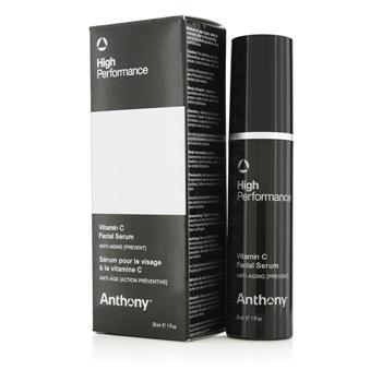 Anthony High Performance Vitamin C Facial Serum 30ml/1oz Men's Skincare