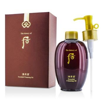 Whoo (The History Of Whoo) Jinyulhyang Essential Cleansing Oil 200ml/6.76oz Skincare