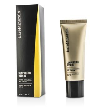 BareMinerals Complexion Rescue Tinted Hydrating Gel Cream SPF30 – #03 Buttercream 35ml/1.18oz Make Up