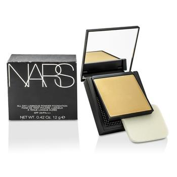NARS All Day Luminous Powder Foundation SPF25 - Deauville (Light 4 Light with a neutral balance of pink & yellow undertones) 12g/0.42oz Make Up