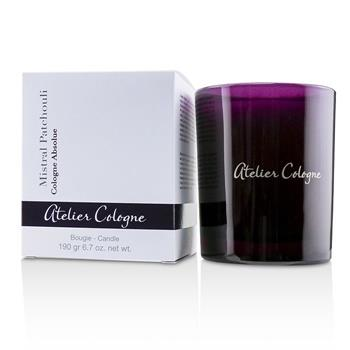 Atelier Cologne Bougie Candle – Mistral Patchouli 190g/6.7oz Home Scent