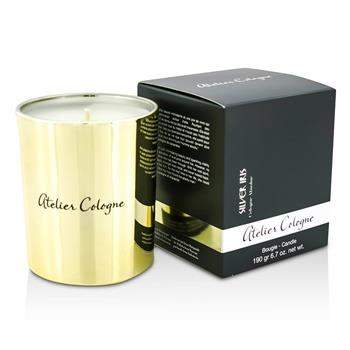 Atelier Cologne Bougie Candle - Silver Iris 190g/6.7oz Home Scent