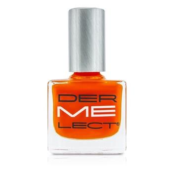 Dermelect ME Nail Lacquers – Head Turner (Brilliant Tangerine Cream) 11ml/0.4oz Make Up