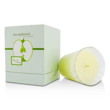Exceptional Parfums Fragrance Candle - Apple Wood 250g/8.8oz Home Scent