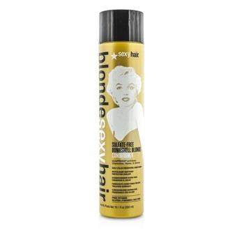 Sexy Hair Concepts Blonde Sexy Hair Sulfate-Free Bombshell Blonde Conditioner (Daily Color Preserving) 300ml/10.1oz Hair Care