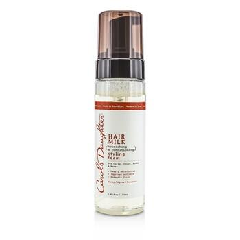 Carol's Daughter Hair Milk Nourishing & Conditioning Styling Foam (For Curls, Coils, Kinks & Waves) 173ml/5.85oz Hair Care
