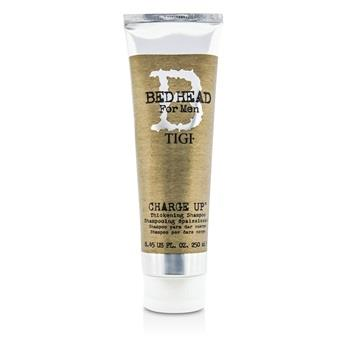 Tigi Bed Head B For Men Charge Up Thickening Shampoo (New Packaging) 250ml/8.45oz Hair Care
