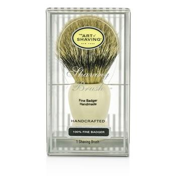 The Art Of Shaving Fine Badger Shaving Brush – Ivory 1pc Men's Skincare