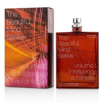 The Beautiful Mind Series Volume 1 - Intelligence & Fantasy Parfum Spray 100ml/3.5oz Ladies Fragrance
