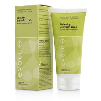 Evolu Balancing Overnight Cream (Normal or Combination Skin) 75ml/2.6oz Skincare