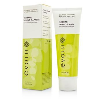 Evolu Relaxing Creme Cleanser 125ml/4oz Skincare