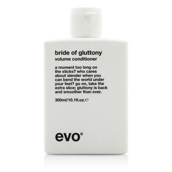 Evo Bride of Gluttony Volume Conditioner (For All Hair Types, Especially Fine Hair) 300ml/10.1oz Hair Care
