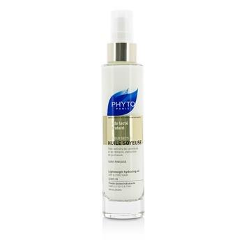 Phyto Phyto Huile Soyeuse Lightweight Hydrating Oil - Leave In (For Dry & Fine Hair) 100ml/3.4oz Hair Care