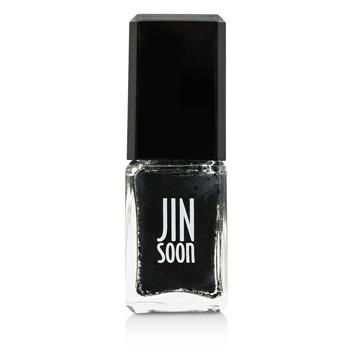 JINsoon Nail Lacquer (Toppings) – #Polka Black 11ml/0.37oz Make Up