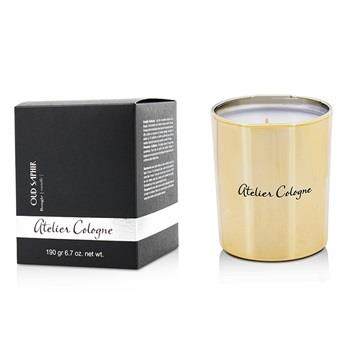 Atelier Cologne Bougie Candle – Oud Saphir 190g/6.7oz Home Scent