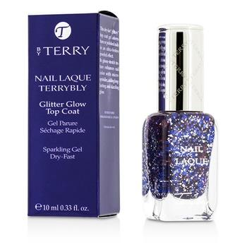 By Terry Nail Laque Terrybly Gitter Glow Top Coat – # 700 10ml/0.33oz Make Up