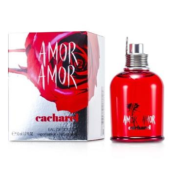 Cacharel Amor Amor Eau De Toilette Spray 50ml/1.7oz Ladies Fragrance