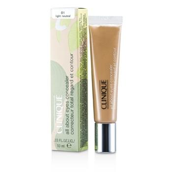 Clinique All About Eyes Concealer – #01 Light Neutral 10ml/0.33oz Make Up