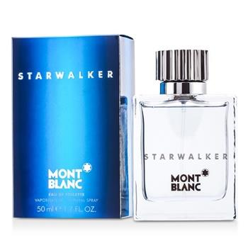 Montblanc Starwalker Eau De Toilette Spray 50ml/1.7oz Men's Fragrance