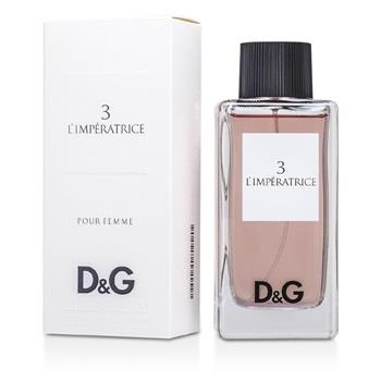 Dolce & Gabbana D&G Anthology 3 L'Imperatrice Eau De Toilette Spray 100ml/3.3oz Ladies Fragrance