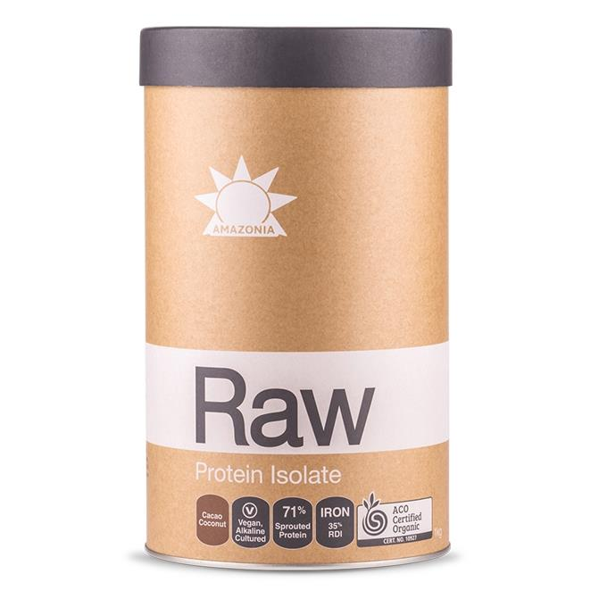 Amazonia Raw Protein Isolate 1kg Cacao Coconut