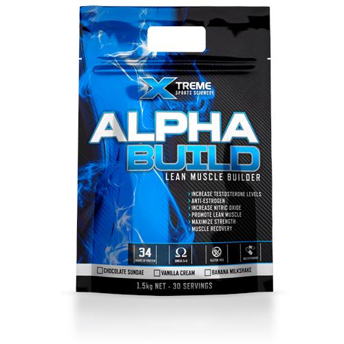 Xtreme Sports Alpha Build 1.5kg