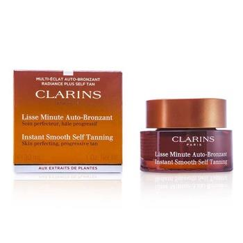 Clarins Lisse Minute Autobronzant Instant Smooth Self Tanning 30ml/1oz Skincare