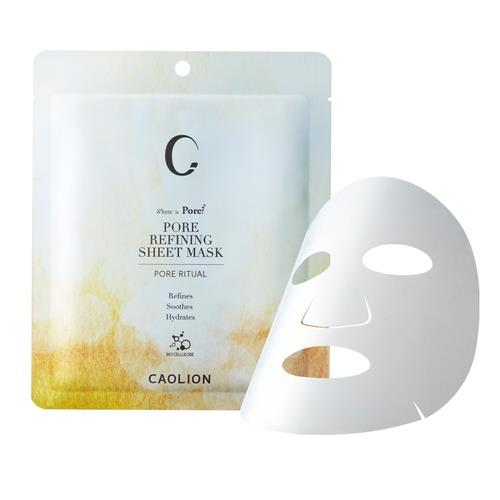 CAOLION Pore Refining Sheet Mask (1pc) 22ml