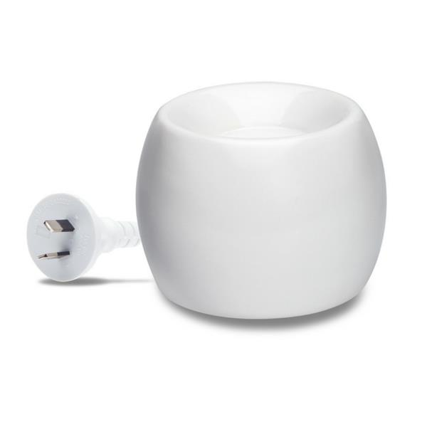 Coral Shape Electric Vapouriser White – Aromamatic Products