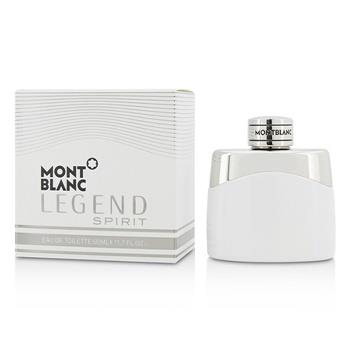 Montblanc Legend Spirit Eau De Toilette Spray 50ml/1.7oz Men's Fragrance