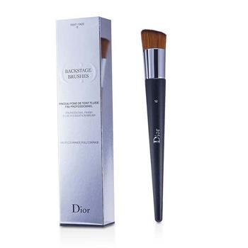 Christian Dior Backstage Brushes Professional Finish Fluid Foundation Brush (Full Coverage) – Make Up