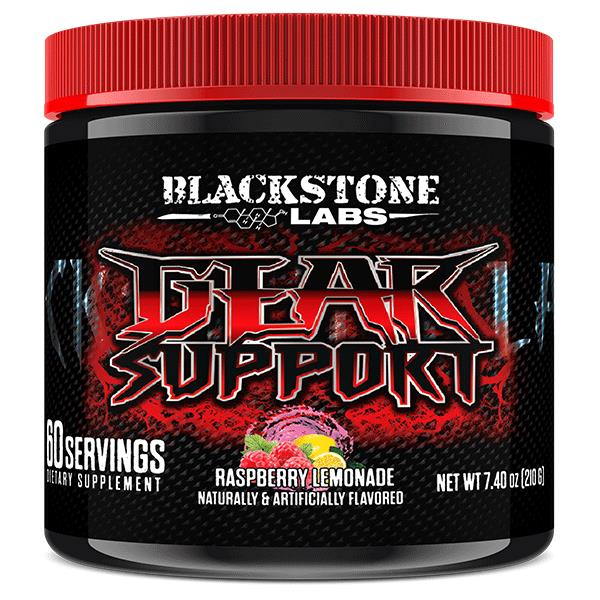 Gear Support 60 Serve Raspberry Lemonade – Blackstone Labs