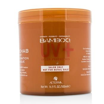 Alterna Bamboo Color Hold+ Color Protection Rehab Deep Hydration Masque (For Strong, Vibrant, Color Protected Hair) 500ml/16.9oz Hair Care